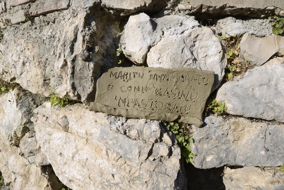 Muro dei motti (2018)