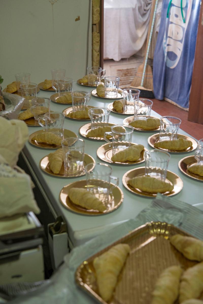 baccalà a colazione ready to go !
