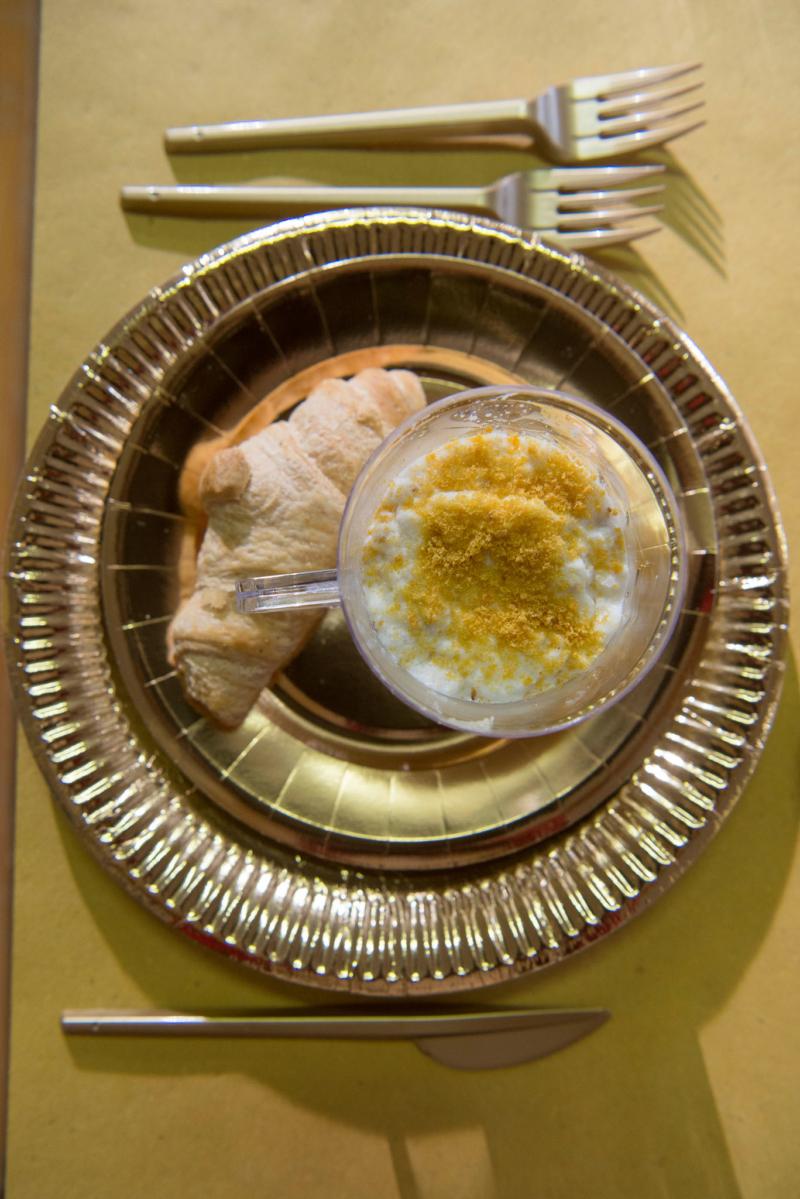 baccalà a colazione overview