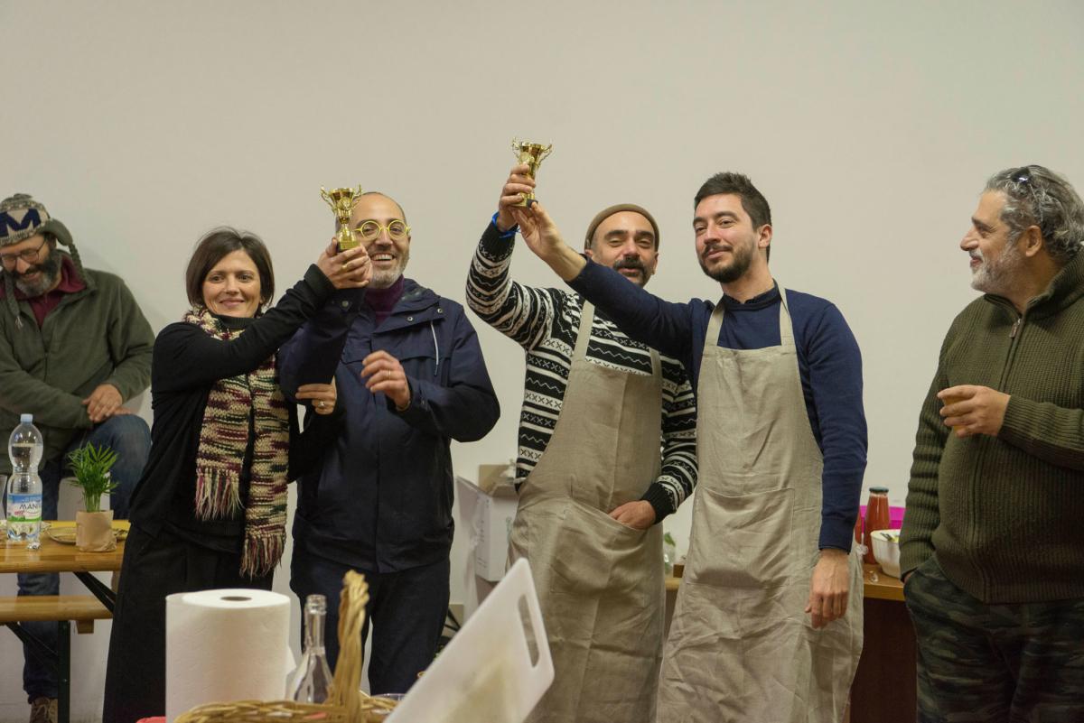 ex aequo for bellantoni / manganaro and fato / ciglia