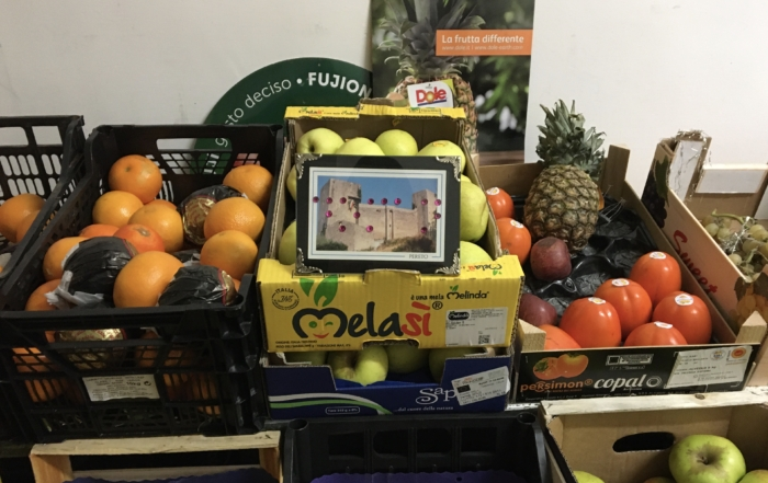 Frutta e verdura Ida