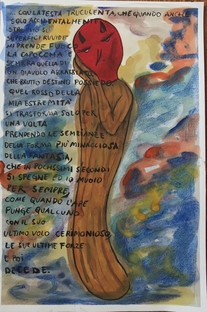 Lula Broglio   Fiammiferi stanchi, 2021 - Ed. 9 + 1 AP