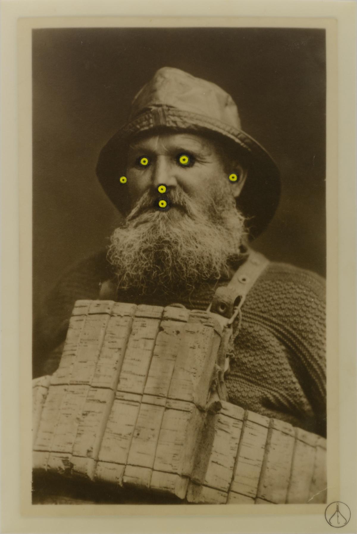 Oscar Giaconia   The Grinder, 2021 - 9 Ed. + 1 AP